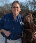 Andra Evans, Vice President of K-9 University